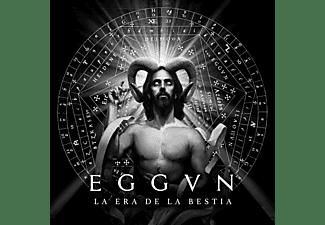 Eggvn - LA ERA DE LA BESTIA  - (CD)