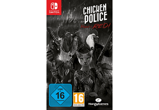 Chicken Police: Paint it Red! - [Nintendo Switch]