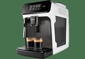 Cafetera superautomática - Philips  EP1223/00 Serie 1200, 1500 W, 1.8 l, 15 bar, 275 g, Blanco