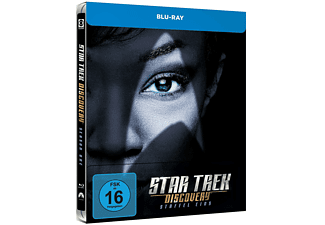 STAR TREK: Discovery-Staffel 1-Steelbook Blu-ray
