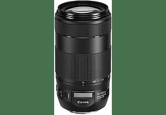 Objetivo - Canon EF 70-300mm f/4-5.6 IS II USM, 145.5 mm, Filtro 67 mm, Montura Canon EF, Negro