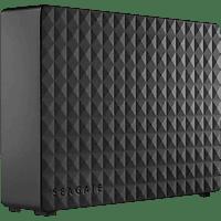 Disco duro 8 TB - Seagate Expansion STEB8000402, USB 3.0, Externo, Negro