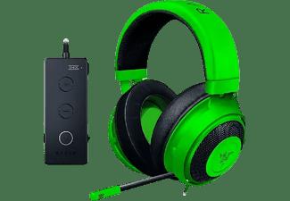 Auriculares Gaming - Razer Kraken Tournament Edit. Verde