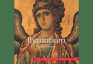 Cappella Romana - Music of Byzantinum  - (CD)