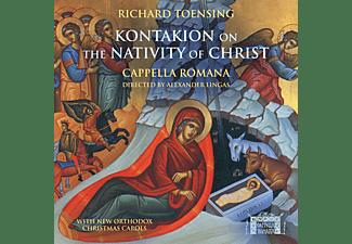 Cappella Romana - Kontakion on the Nativity of Christ  - (CD)