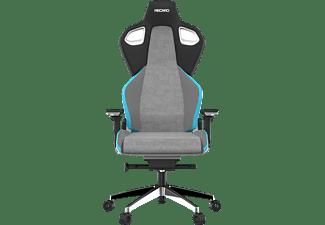 RECARO Exo Platinum Gaming Chair 2.0, sky Gaming Stuhl, Grau / Schwarz / Weiß