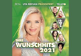 VARIOUS - Uta Bresan präsentiert:Ihre Wunschhits 2021  - (CD)