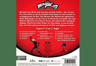 Miraculous - Miraculous - Staffelbox (2.2)(14-26)  - (CD)