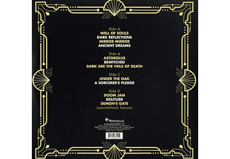 Candlemass - GREEN VALLEY 'LIVE'  - (Vinyl)