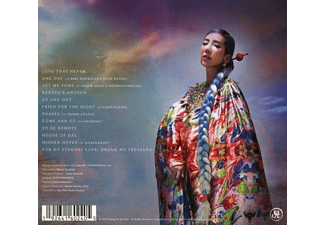 Tokimonsta - OASIS NOCTURNO  - (CD)