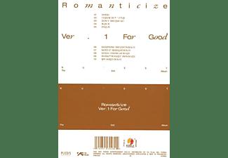 Nu'est - THE 2ND ALBUM ROMANTICIZE - FOR GOO  - (CD + Merchandising)