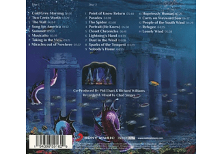 Kansas - Point Of Know Return Live And Beyond  - (CD)