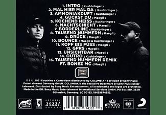 Koushino X Camaeleon - Tausend Nummern  - (CD)