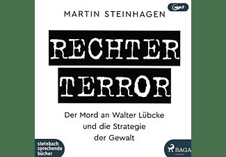 Erich Wittenberg - Rechter Terror  - (MP3-CD)