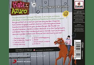 Kati & Azuro - 030/Der schwarze Panther [CD]