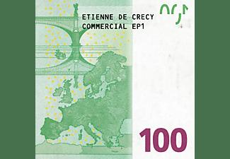 Etienne De Crécy - Commercial EP1  - (Vinyl)