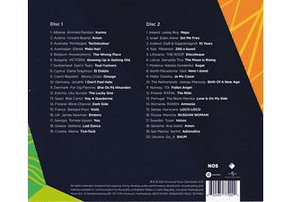 VARIOUS - Eurovision Song Contest 2021  - (CD)