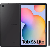 "Tablet - Samsung Galaxy Tab S6 Lite, 10.4 "" WUXGA, Exynos 9611, 4 GB, 128 GB, WiFi, Android, Gris"