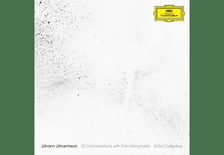 Echo Collective - Jóhannsson: 12 Conversations with Thilo Heinzmann  - (Vinyl)