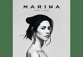 Marina - LOVE + FEAR  - (CD)