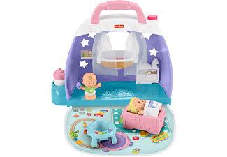 FISHER PRICE Little People Babyzimmer Spielset Mehrfarbig