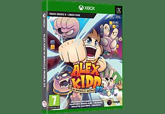 Xbox One & Xbox Series X Alex Kidd in Miracle World DX