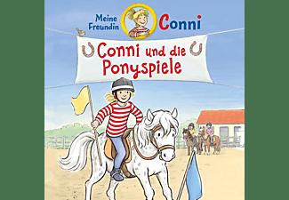 Conni - 67: Conni Und Die Ponyspiele [CD]