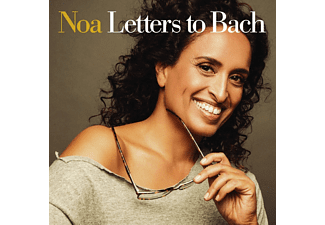 Noa - Letters To Bach  - (CD)