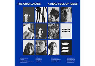 The Charlatans - A Head Full of Ideas (Best of) (2CD DELUXE ED) [CD]