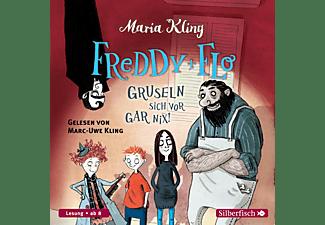 Maria Kling - Freddy und Flo gruseln sich vor gar nix! [CD]