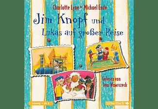 Jim Knopf und Lukas auf großer Reise  - (CD)