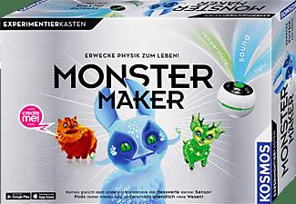 KOSMOS Monster Maker Experimentierkasten, Mehrfarbig