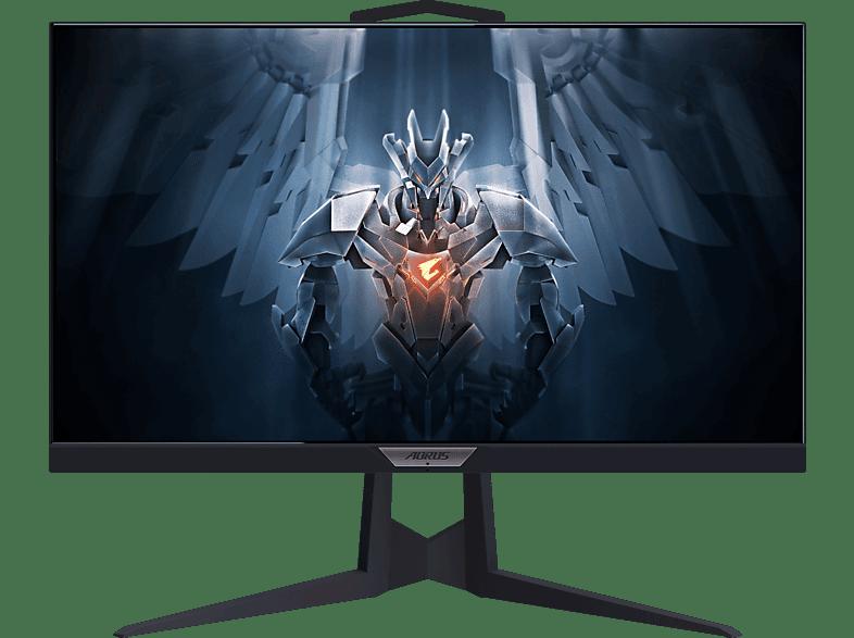 GIGABYTE AORUS FI25F 24,5 Zoll Full-HD Gaming Monitor 0,4 ms Reaktionszeit, 240Hz