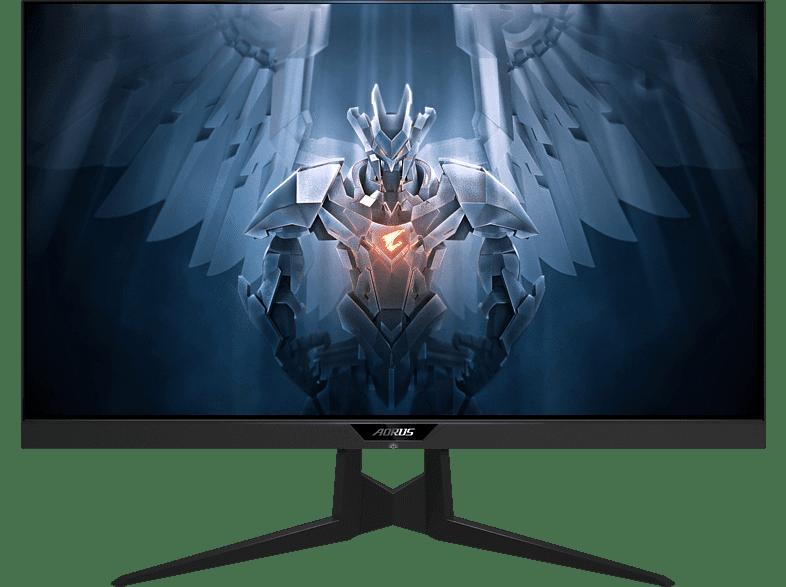 GIGABYTE AORUS FI27Q-X 27 Zoll QHD Gaming Monitor 0,3 ms Reaktionszeit, 240Hz