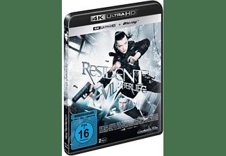 Resident Evil 4: Afterlife 4K Ultra HD Blu-ray + Blu-ray