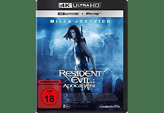 Resident Evil: Apocalypse 4K Ultra HD Blu-ray + Blu-ray
