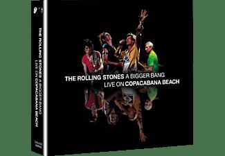 The Rolling Stones - A Bigger Bang  - (DVD + CD)