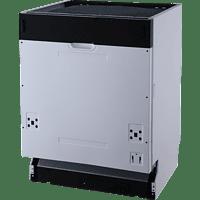 KOENIC KDW 6041-1 E FI Geschirrspüler (vollintegrierbar, 600 mm breit, 47 dB (A), E)