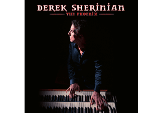 Sherinian Derek - The Phoenix  - (CD)