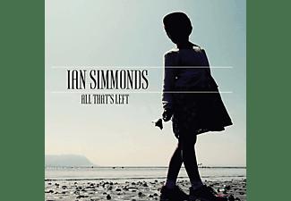 Ian Simmonds - ALL THAT S LEFT (180G)  - (Vinyl)