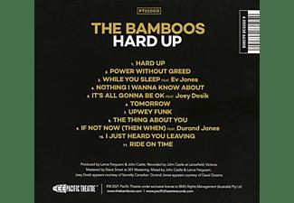 The Bamboos - HARD UP  - (CD)