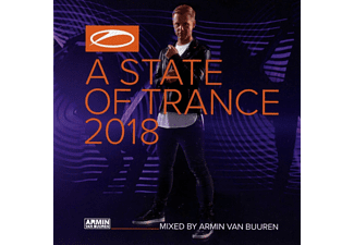 Armin Van Buuren - A State Of Trance 2018  - (CD)