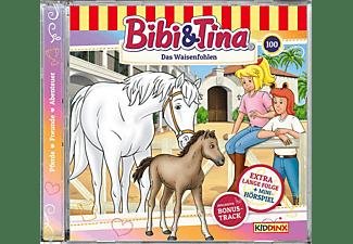 Bibi+tina - Folge 100:Das Waisenfohlen [CD]