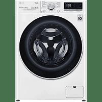 LG ELECTRONICS F4WV512P0  Waschmaschine (12 kg, 1400 U/Min., B)