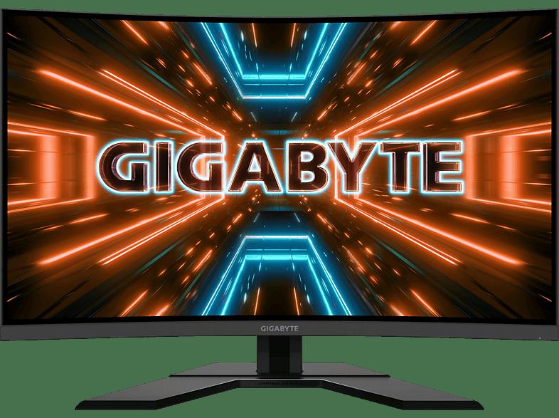 GIGABYTE G32QC A 31,5 Zoll QHD Monitor 1 ms Reaktionszeit, 165Hz