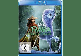 Raya und der letzte Drache Blu-ray