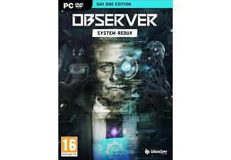 Observer System Redux Day One Edition UK PC