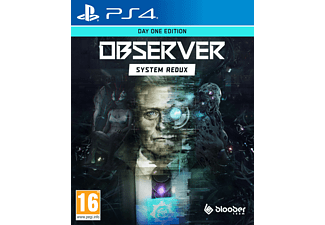 Observer System Redux Day One Edition UK PS4