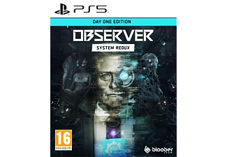 Observer System Redux Day One Edition UK PS5