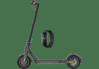 XIAOMI Trottinette électrique pliable Essential + Activity Tracker Band 5